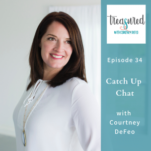 Ep 34: Catch Up Chat with Courtney DeFeo