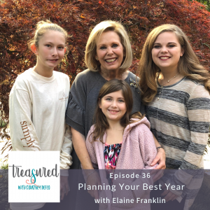 Ep 36: Planning Your Best Year with Elaine Franklin