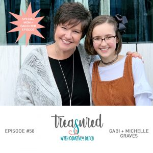 Ep 58: Mother Daughter Chat with Gabi and Michelle Graves