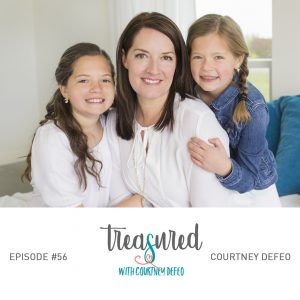 Ep 56: Her Identity with Courtney DeFeo