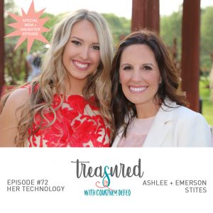 Ep 72: Mom Daughter Chat with Ashlee and Emerson Stites